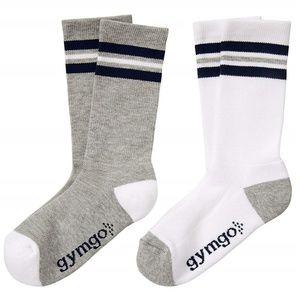 GymGo Boys' Little Tube Socks (Pack of 2)